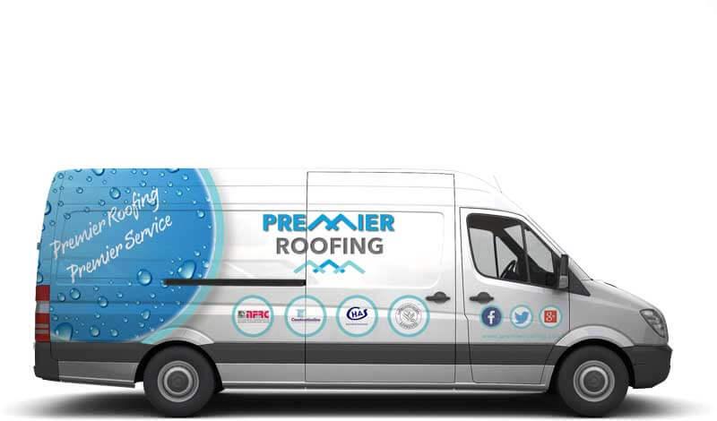 Premier-Roofing-Van